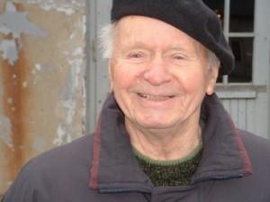 Otto Wiesner, geb. 1910, gest.  2006 (Foto: M. Pilarski)